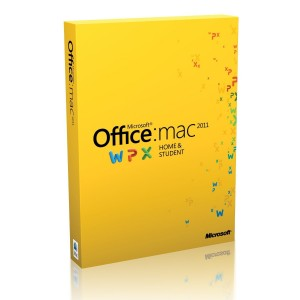 Office Mac 2011 Home & Student Italiano 1 Utente